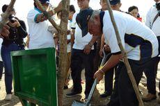 Kementerian PUPR Tanam 176.214 Pohon di Seluruh Area Infrastruktur