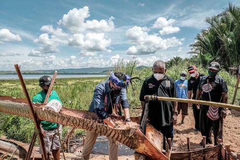 Bupati Jayapura Sebut Sandiaga Uno Menteri Pertama yang Kunjungi Kampung Yoboi Papua