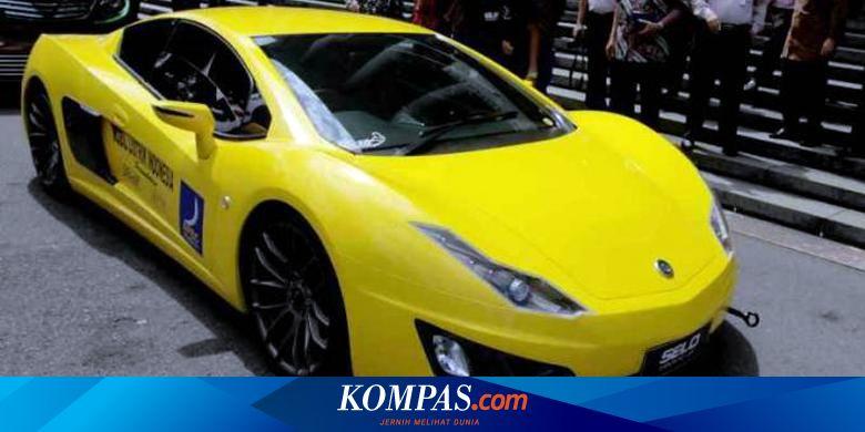 Spek Mobil Listrik Yang Dipamerkan Dahlan Iskan Ke Jokowi