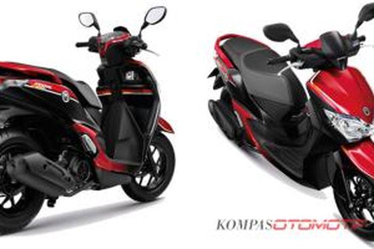Skutik terbaru Honda muncul di Thailand.