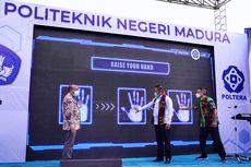 Kemdikbud Akui Gedung Konstruksi Bengkel Poltera Jadi yang Tercanggih di Indonesia