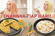 Beri Tips Masak Nasi & Telur Mudah Plus Enak, Bella Yakin Keluarga Pasti Suka