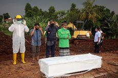 Pemakaman dengan Protap Covid-19 Tembus 1.001, TPU Jombang Siapkan Lahan Baru