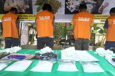 Sindikat Narkoba Antar-provinsi Digulung Tim Operasi Narkoba Polda NTB