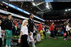 Norwegia Vs Spanyol Imbang, Sergio Ramos Lewati Rekor Iker Casillas