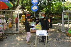 Warga Hanya Diizinkan Berkunjung Maksimal 1 Jam di Taman Kota Surabaya, Ini Alasannya