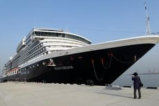 Sempat Terombang-ambing dan Ditolak Beberapa Negara, Kapal Westerdam Akhirnya Temukan Pelabuhannya