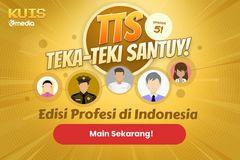 TTS - Teka - teki Santuy Ep.51 Edisi Profesi Di Indonesia