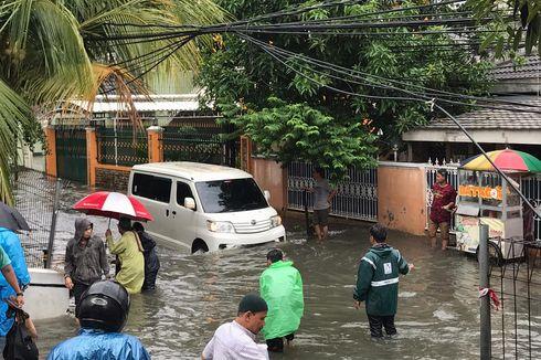 BMKG: Daftar Wilayah Wajib Siaga dan Waspada Banjir, Termasuk Jakarta