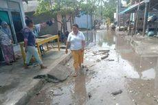 Banjir Rob Terjang Pulau Seram, Warga: Kami Harus Keluar karena Rumah-rumah Terendam Air