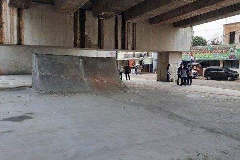 Pegiat Olahraga Sepeda Extreme Kini Bisa Beraksi di Kolong Flyover Cipendawa Bekasi