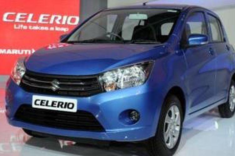 Harga varian Suzuki Celerio bertransmisi otomatis termurah di kelasnya.