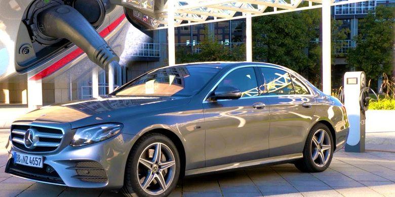 Mercedes-Benz E300 e EQ Power