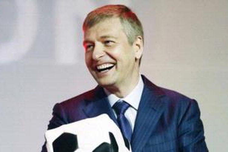 Pemilik sekaligus Presiden AS Monaco, Dmitry Rybolovlev.