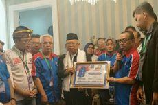 Temui Ma'ruf Amin, Kelompok Buruh KSPSI Nyatakan Dukungannya