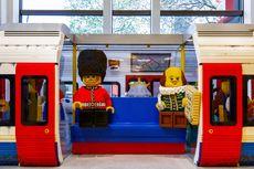 Hari Lego Internasional, 7 Bangunan Lego Raksasa Pecahkan Rekor Dunia
