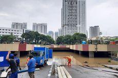 PPK Kemayoran Koordinasi dengan Kementerian dan Pemprov Antisipasi Banjir Underpass Gandhi