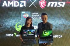 MSI Luncurkan Alpha 15, Duo Laptop Gaming Berprosesor AMD Ryzen 7
