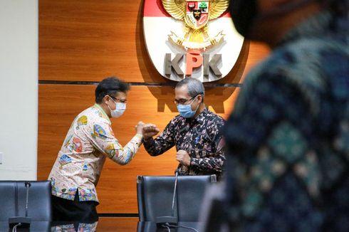 Menteri Kesehatan Minta Bantuan KPK Awasi Vaksinasi Covid-19