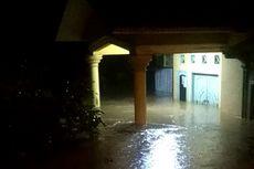 Hujan Lebat Guyur Bangka Tengah, Puluhan Rumah Warga Terendam Banjir 1 Meter