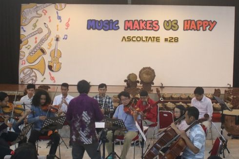Hadirkan Kegembiraan, ISI Yogyakarta Gelar Konser Musik Anak