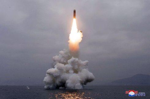 Korea Utara Uji Coba Rudal Balistik Kapal Selam Terbaru