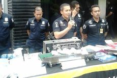 Polisi Tangkap Pemalsu Onderdil Motor di Cengkareng