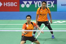 Hendra/Ahsan Hadapi Ganda China di Perempatfinal India Open