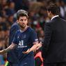 Ditarik Keluar Pochettino, Messi Tak Rayakan Tripoin bareng Ultras PSG