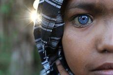 Pesona Mata Biru dari Siompu