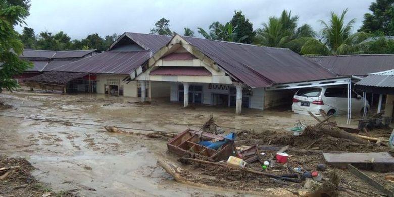 Potensi bencana di Luwu Utara telah dikaji dan diprediksi Pusat Studi Kebencanaan Universitas Hasanuddin (Unhas) sejak 2017 lalu.