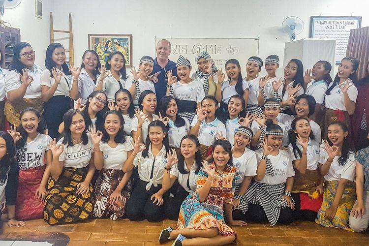 Ilustrasi. Beasiswa Pelatihan Kerja Bali WISE
