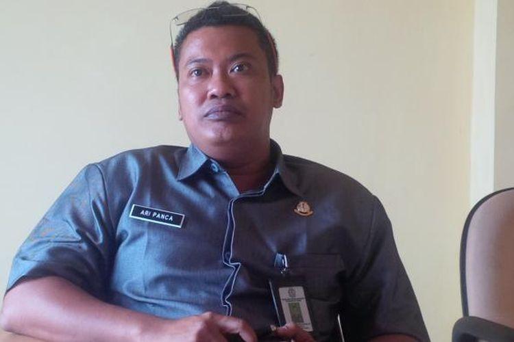 Kepala Seksi Intel Kejaksaan Negeri Nunukan Ari Prasetya. Minta jatah tak dilayani, seorang suami di Nunukan tega menyiksa istrinya dengan meneteskan lilin di tubuh korban.