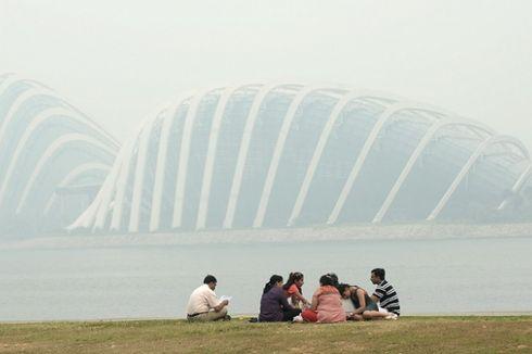 Survei: Warga Singapura Yakin Bisa Lewati Krisis Asap
