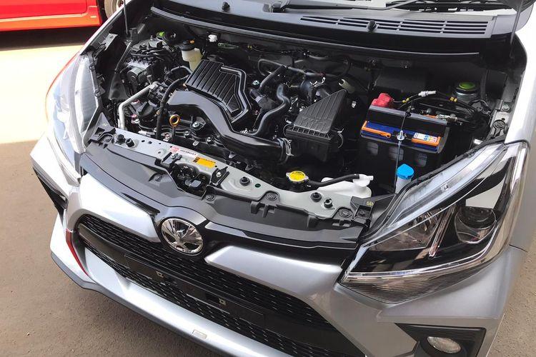 Mesin 1.200 cc milik Toyota Agya facelift