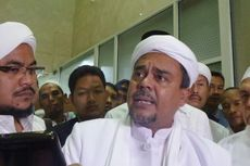 Rentetan Laporan terhadap Rizieq Shihab...