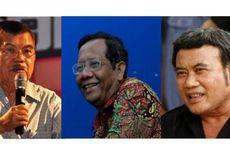 Tentukan Capres PKB, Muhaimin Minta JK, Mahfud, dan Rhoma untuk