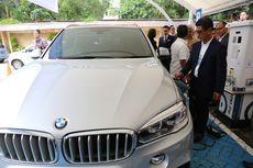 Jokowi Sebut Indonesia Siap Jadi Pemain Utama Kendaraan Listrik