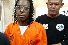 WNA AS Penyelundup Brownies Ganja Ditangkap, Temannya DPO