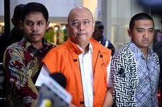 KPK Limpahkan Berkas Perkara Dzulmi Eldin ke Pengadilan Tipikor Medan
