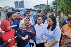 Blusukan ke Lokasi Banjir Semanan, DPRD DKI Temukan Pompa Rusak hingga Saluran Air Sempit