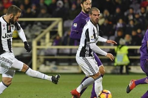 Jadwal Liga Italia Malam Ini, Rivalitas Panas Fiorentina Vs Juventus