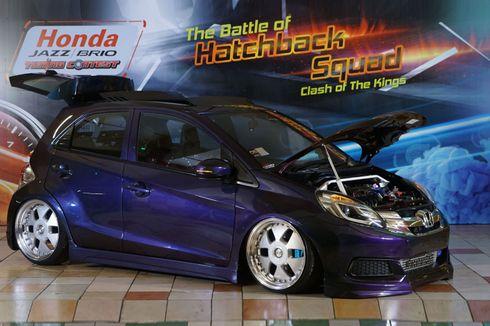 Rekor Baru Kompetisi Modifikasi Honda