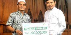 Pria Ini Wakafkan Rumah Antik Senilai Rp 1,2 Miliar untuk Rumah Quran