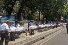 Relawan Jokowi-Ma'ruf Sediakan 32.000 Porsi Nasi Goreng Gratis di Kawasan Monas