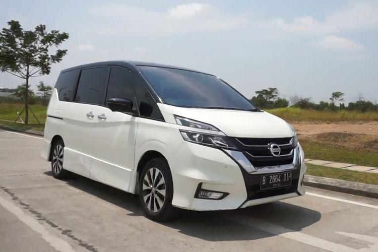 Review Kenyamanan Nissan Serena C27