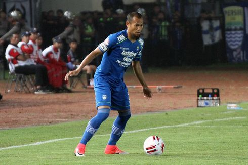 Kapten Persib Tak Risau Maung Bandung Ditinggal Banyak Pemain Andalan
