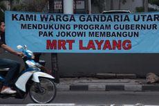 Perlu Terobosan Atasi Macet Selama Pembangunan MRT
