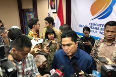 Erick Thohir Minta Bank Swasta Ikut Turunkan Suku Bunga