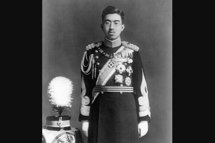 Kaisar Hirohito (United States Library of Congresss Prints and Photographs via Wikipedia)